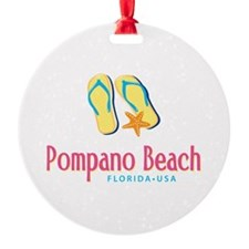 Pompano Beach - Ornament