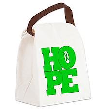 Unique Mental illness Canvas Lunch Bag