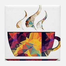 Cute Beverage Tile Coaster