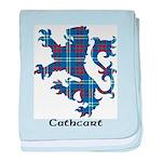 Lion - Cathcart baby blanket