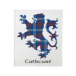 Lion - Cathcart Throw Blanket