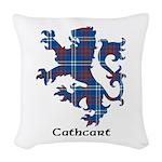 Lion - Cathcart Woven Throw Pillow