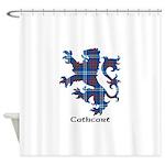 Lion - Cathcart Shower Curtain