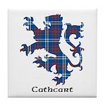 Lion - Cathcart Tile Coaster