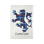 Lion - Cathcart Rectangle Magnet