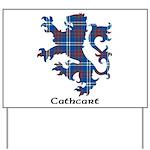 Lion - Cathcart Yard Sign