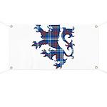 Lion - Cathcart Banner