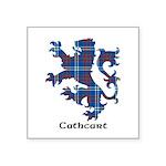 Lion - Cathcart Square Sticker 3