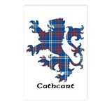 Lion - Cathcart Postcards (Package of 8)