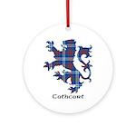 Lion - Cathcart Ornament (Round)