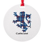 Lion - Cathcart Round Ornament