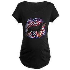 Rottweiler Patriotic T-Shirt