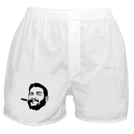 Che Guevara Stencil Boxer Shorts