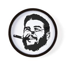 Che Guevara Stencil Wall Clock