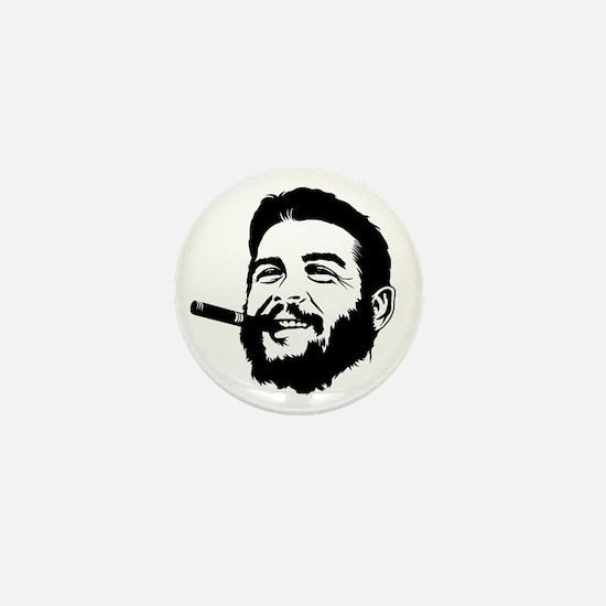 Che Guevara Stencil Mini Button