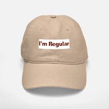 I'm Regular Baseball Baseball Cap