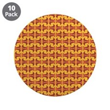 "Funny Pattern 3.5"" Button (10 pack)"
