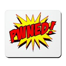 Bangs_Pwned Mousepad