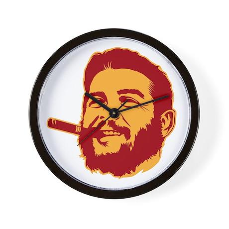 Strk3 Ernesto Guevara Wall Clock