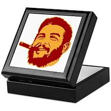 Strk3 Ernesto Guevara Keepsake Box
