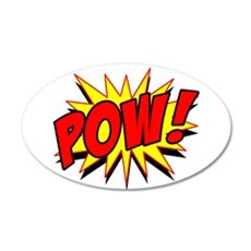Pow! Wall Sticker