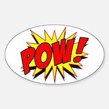 Pow! Decal