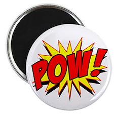 Pow! Magnet