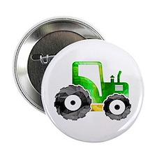 """Cute Farm equipment 2.25"""" Button"""