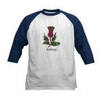 Thistle - Rothesay dist. Kids Baseball Jersey