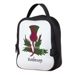 Thistle - Rothesay dist. Neoprene Lunch Bag