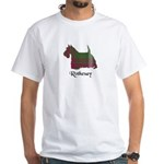 Terrier - Rothesay dist. White T-Shirt