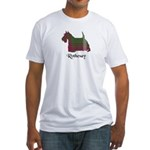Terrier - Rothesay dist. Fitted T-Shirt
