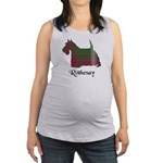 Terrier - Rothesay dist. Maternity Tank Top