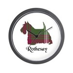 Terrier - Rothesay dist. Wall Clock
