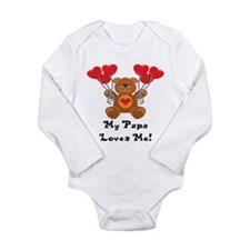 papateddylovesme Body Suit