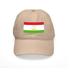 Flag Tajikistan Baseball Cap