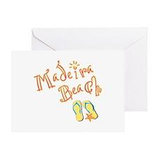 Madeira Beach - Greeting Card