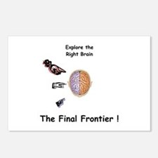 The Final Frontier Postcards (Package of 8)