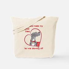 NMrl Showoff Tote Bag