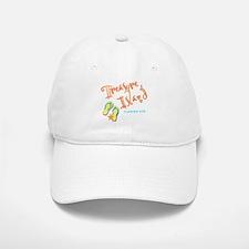 Treasure Island - Baseball Baseball Cap