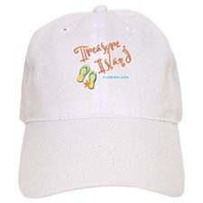 Treasure Island - Baseball Cap