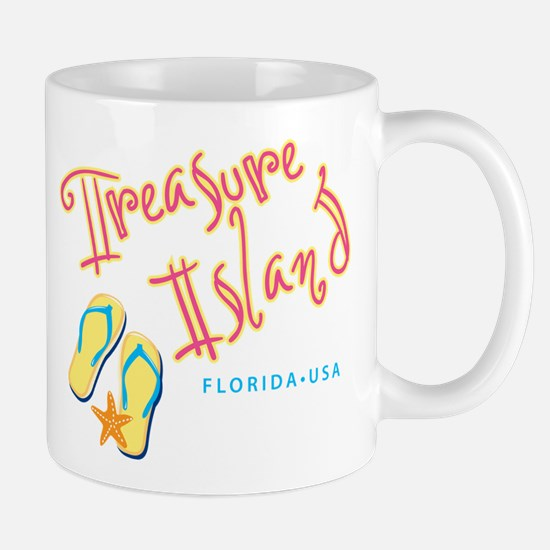 Treasure Island - Mug
