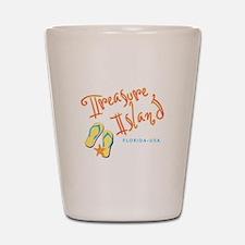 Treasure Island - Shot Glass
