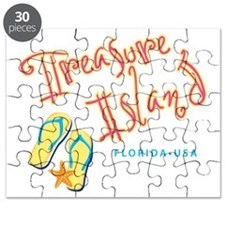 Treasure Island - Puzzle