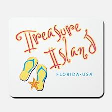 Treasure Island - Mousepad