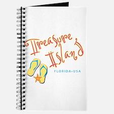 Treasure Island - Journal