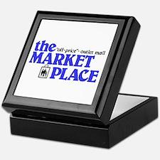 Marketplace Mall Keepsake Box