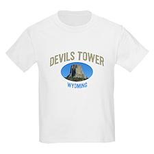 Devils Tower National Monumen T-Shirt