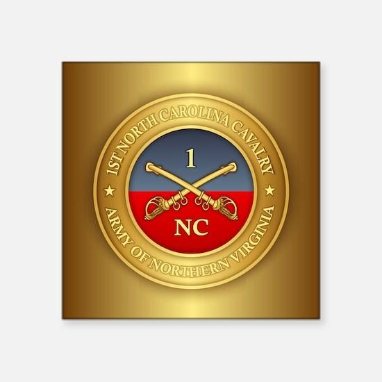 1st NC Cavalry (G) Sticker