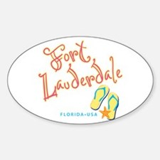 Fort Lauderdale - Decal